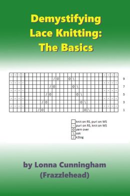 Demystifying Lace Knitting: the basics