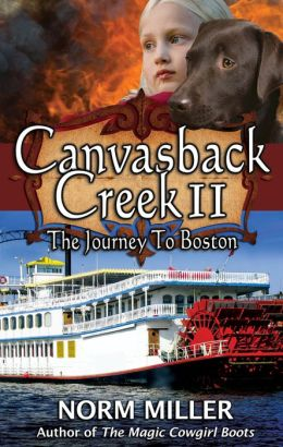 Canvasback Creek II The Journey To Boston