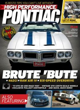 High Performance Pontiac - October 2014