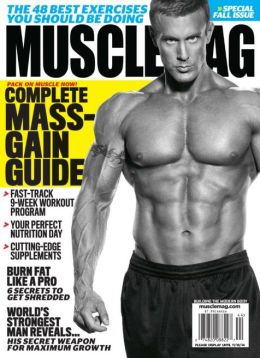 Musclemag - Fall 2014