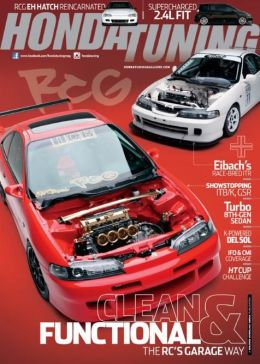 Honda Tuning - July 2014