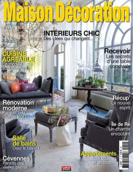 MAISON DECORATION - April-June 2014
