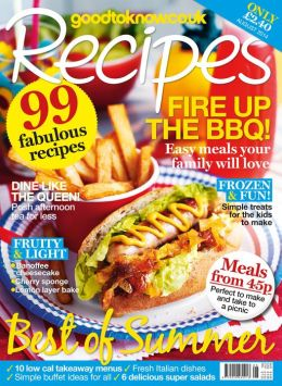 GoodToKnow Recipes (UK) - August 2014
