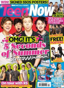 Teen Now (UK) - May 2014