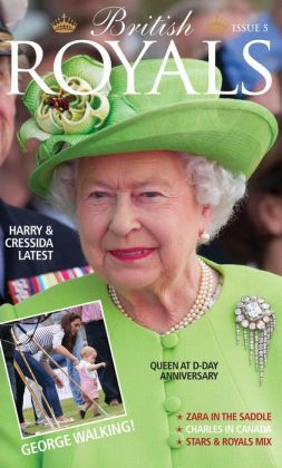British Royals - Issue 5
