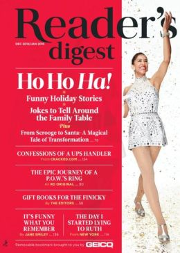 Reader's Digest - December and January, 2015