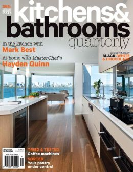 Kitchens & Bathrooms Quarterly - February 2014 by Universal