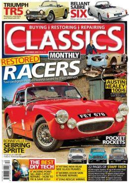 Classics Monthly - December 2014