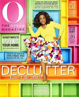 O, The Oprah Magazine - March 2015