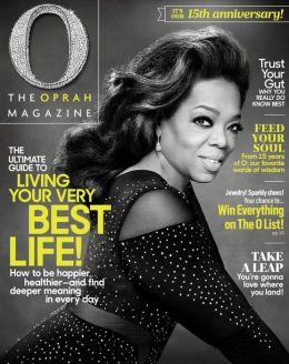 O, The Oprah Magazine - May 2015