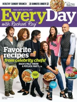 Every Day with Rachael Ray - April 2015