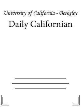 Daily Californian - 03/18/14