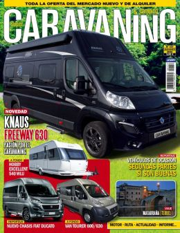 Super caravaning & Camping - No. 157-July 2014