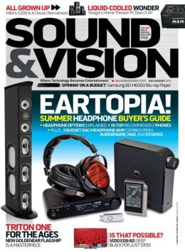 Sound & Vision - July and August 2014