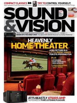 Sound & Vision - October 2014