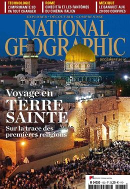 National Geographic France - December 2014
