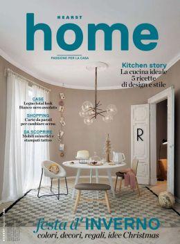 Hearst Home - Edizione per l'Italia - Dicembre-Gennaio 2015