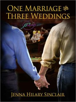 One Marriage and Three Weddings