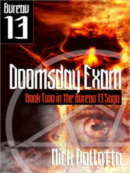Doomsday Exam [BUREAU 13 Book Two]