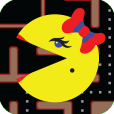 Product Image. Title: Ms PAC-MAN by Namco
