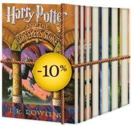 The Complete Harry Potter eBook Collection (Books 1-7)