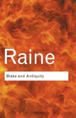 Blake and Antiquity