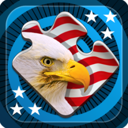 Magic Puzzles: Independence Day