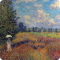 Abbeys Monet Wallpaper