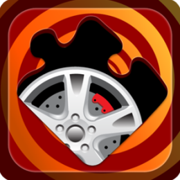 Magic Puzzles: Cars
