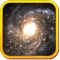 Galactic Twirl : Space Live Wallpaper