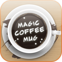 Magic Coffee Mug Fortune Teller
