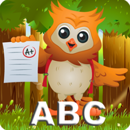 ABC Owl: Preschool Alphabet