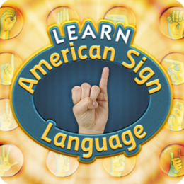 Learn American Sign Language - ASL Video Flashcards