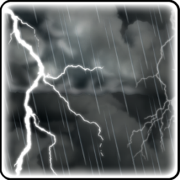 Lightning Storm Live Wallpaper!