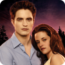 Breaking Dawn Character Wallpaper