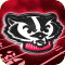 Wisconsin Badgers Revolving Wallpaper