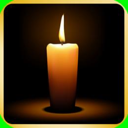 Zen Candle Live Wallpaper