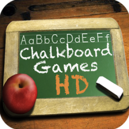 JANES Chalkboard Games HD