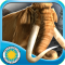 Woolly Mammoth In Trouble -Smithsonian Prehistoric