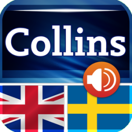 Audio Collins Mini Gem English<->Swedish Dictionar