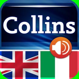 Audio Collins Mini Gem English<->Italian Dictionar