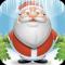 Santa's Sleigh Jump Christmas Game Kids App