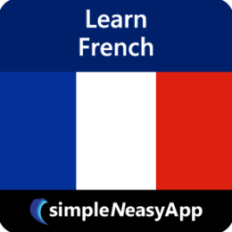 Learn French - simpleNeasyApp by WAGmob