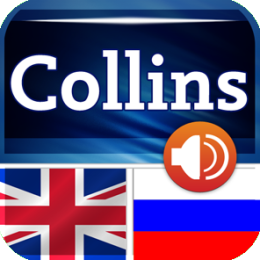 Audio Collins Mini Gem English<->Russian Dictionar