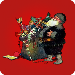 Twas the Night Before Christmas (1912 original)
