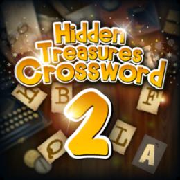 Hidden Treasures Crossword 2