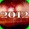 Happy New Year Revolving Wallpaper