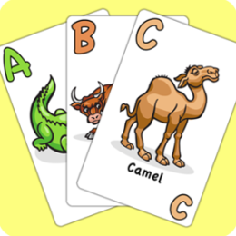 ABC Animal Cards