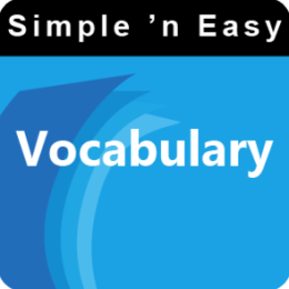Vocabulary by WAGmob
