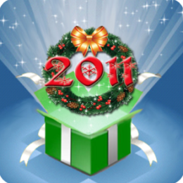 2011 Holiday Hidden Objects